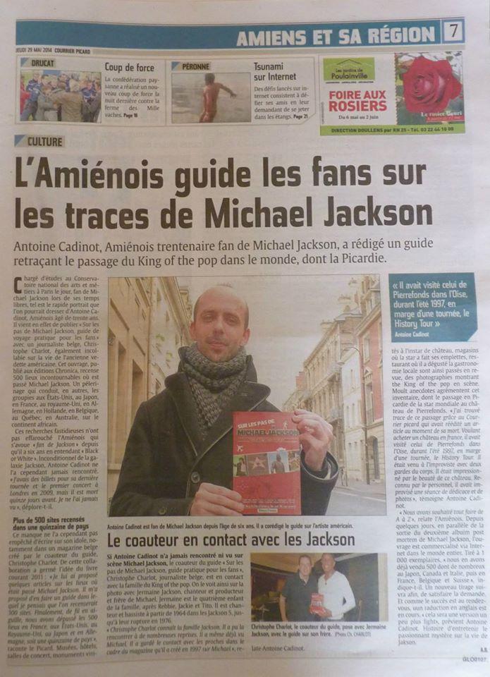 Quotidien français (Nord) - 27 mai 2014