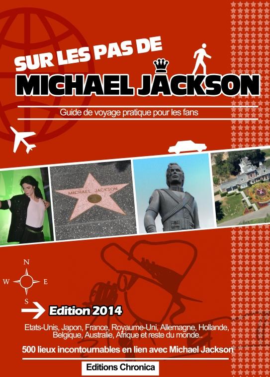 Couverture Sur les pas de Michael Jackson